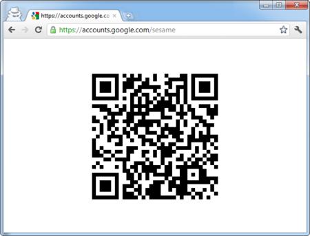 Accede a tu cuenta de Google con un código QR y tu Android