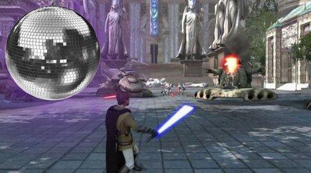 """'Star Wars Kinect' tiene """"torneos de baile"""". ¿Quién dijo que ser un Jedi fuera fácil?"""