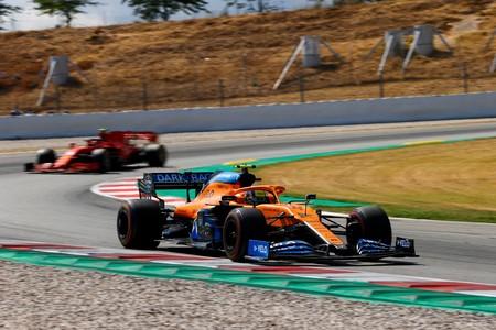 Norris Espana F1 2020