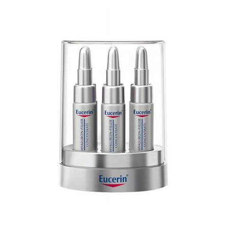 Eucerin Hyaluron Filler Concentrado Serum Antiedad 6 Ampollas