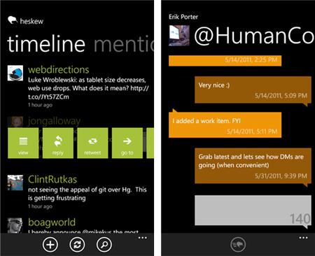 Rowi se actualiza ahora con soporte para Windows Phone 7.8