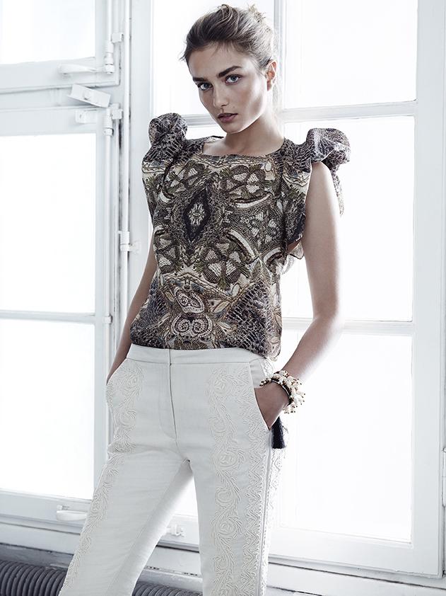 Foto de H&M Conscious Primavera 2014 con Amber Valletta (3/32)