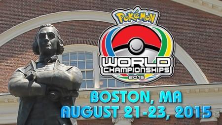 Juego organizado de Pokémon anuncia el Boston Open durante los World Championships 2015