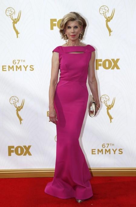 Christine Baranski Emmys 2015