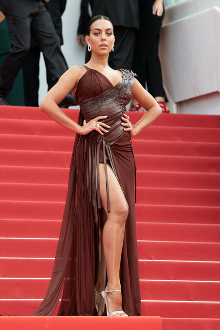 alfombra roja del festival de cine de cannes