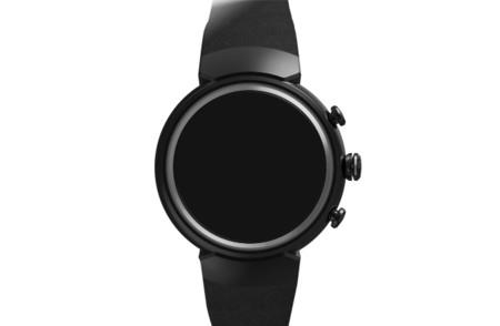Este es el nuevo render del ASUS ZenWatch 3 encontrado en la app oficial del smartwatch