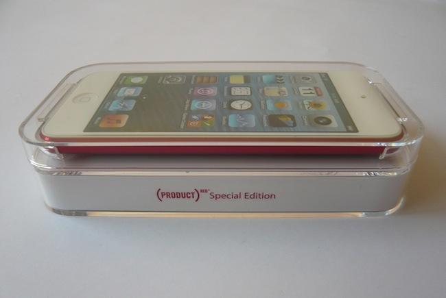 iPod nano 2012 caja