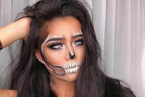 Intagram se viste de miedo: los 65 maquillajes más molones que podrás lucir en la noche de Halloween