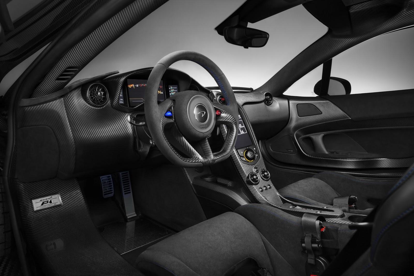 Foto de McLaren P1 MSO (5/9)