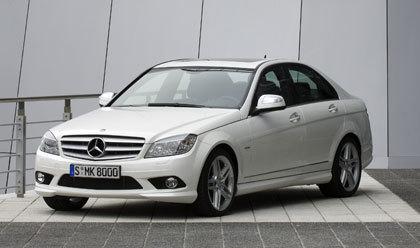 El Clase C y los SUV consiguen que Mercedes aumente sus ventas