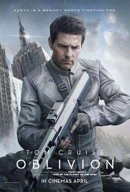 Oblivion poster lateral