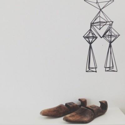 Foto de Un apartamento minimalista deliciosamente retratado con Instagram (5/7)