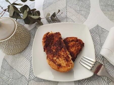 La receta de torrijas de leche a la plancha más cremosas y con muy poco aceite