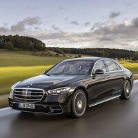 El Mercedes-Benz S 580 e híbrido enchufable ya tiene precio: desde 130.125 euros para la berlina de lujo con etiqueta CERO