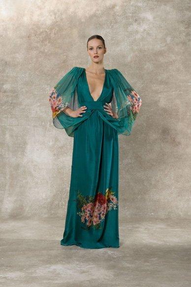 más vestidos largos vaporosos para fiestas