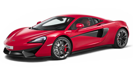 McLaren 540C Coupé, segundo modelo Sports Series