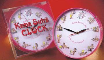 Reloj Kamasutra