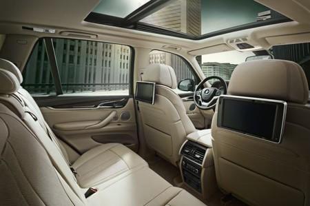 Interior Nuevo BMW X5 2013