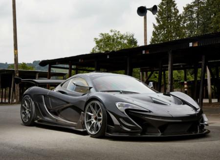 1.000 CV, 40 % más de apoyo aerodinámico y 60 kg menos que un P1 GTR, así es el McLaren P1 LM