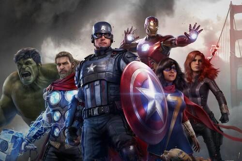 Marvel's Avengers está siguiendo los pasos de Anthem: el problema no es la experiencia, sino el contenido
