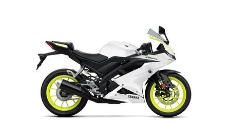 Yamaha Yzf R125 2019 002