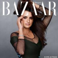 Penélope Cruz vuelve a las portadas de moda con Harper's Bazaar, Linda Evangelista y Lady Gaga