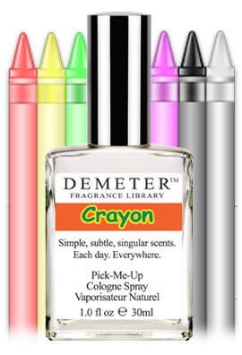 Perfume con olor a Crayola