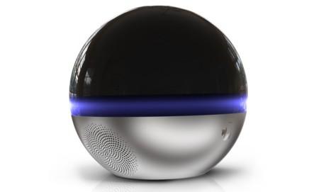 Esta cámara videovigila lo que ocurre en tu casa, y lo hace en 360 grados