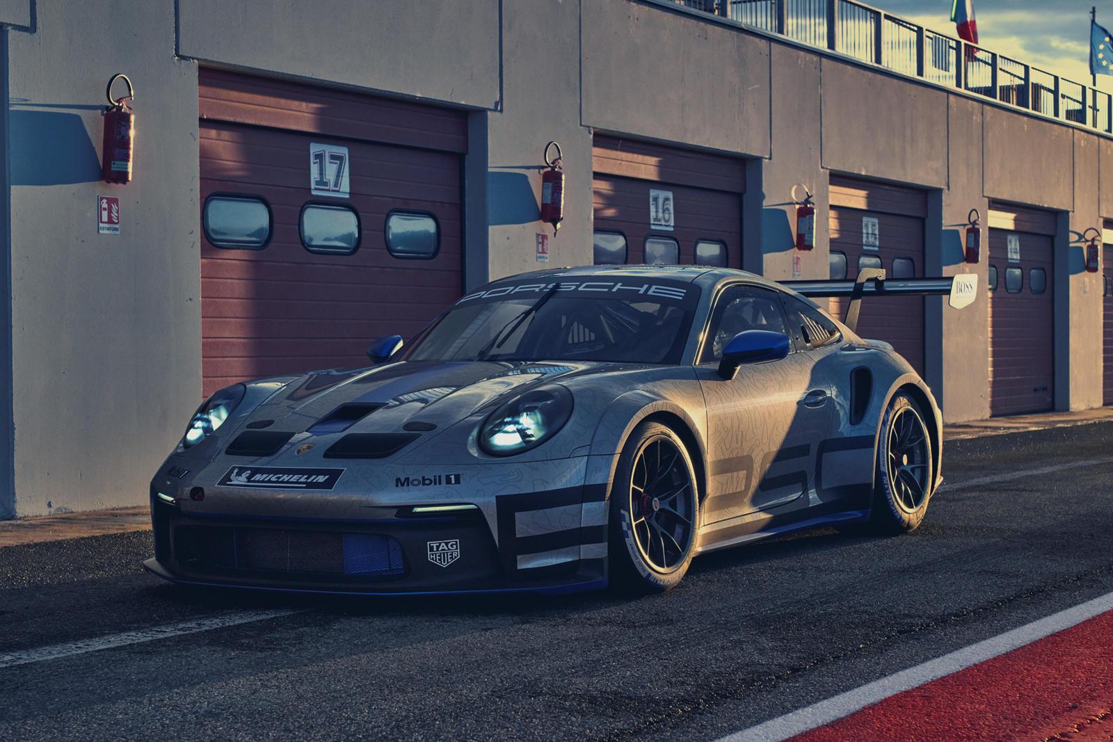 Foto de Porsche 911 GT3 Cup (11/22)
