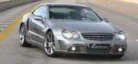 Todos juegan en Nardo: el Mercedes SL de Lorinser alcanza los 325 km/h