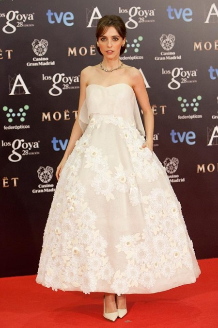Letizia Dolera Delpozo Mejor Vestidas 2014