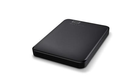 Duplica o cuatriplica el espacio para tus archivos en el portátil con los 2 TB del Western Digital Elements por sólo 69,99 euros en MediaMarkt