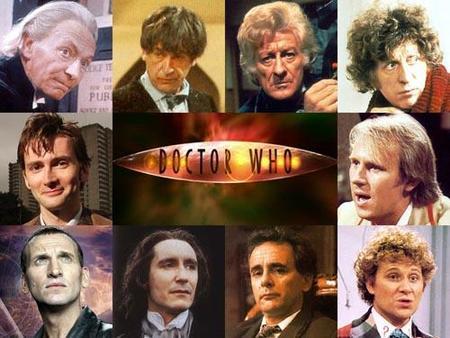 Especial Doctor Who, Doctores, acompañantes y villanos