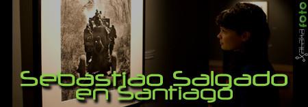 Sebastiao Salgado en Santiago de Compostela