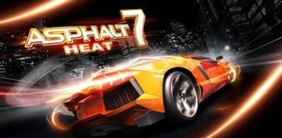 Asphalt 7: Heat ya disponible para Android
