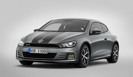 Volkswagen Scirocco GTS, la versión más deportiva se presentará en Shangai