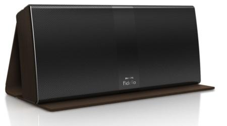 El altavoz portátil Philips Fidelio P9 ya se deja comprar si quieres