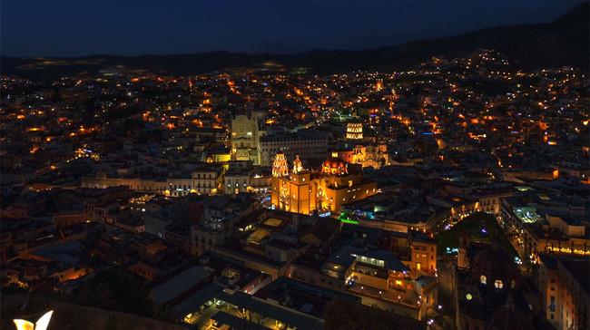 'Guanajuato Capital', un vídeo flow motion que nos traslada a esta colorida ciudad mexicana