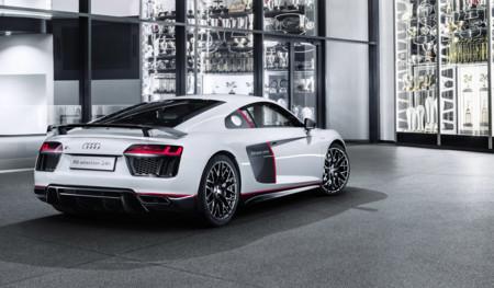 """Audi R8 Coupé V10 plus """"selection 24h"""": sólo 24 unidades, en honor al R8 LMS de carreras"""
