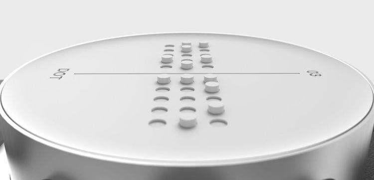 Dot Braille Smartwatch 5