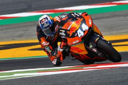 Miguel Oliveira Moto2 Gp Catalunya 2017