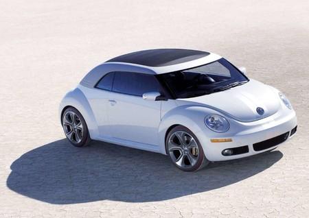 Volkswagen New Beetle Ragster Concept 2005 1600 05