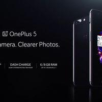 Más barato todavía: OnePlus 5 de 64GB por 427,95 euros y envío gratis