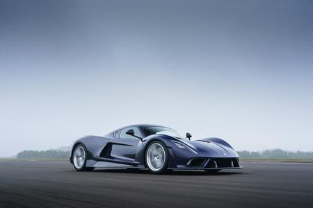 Hennessey Venom F5, solo 24 unidades de esta bestia de 1,817 hp y 20 MPD que busca convertirse en el nuevo rey de la velocidad
