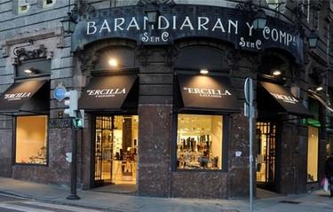 Espacios para trabajar: la zapatería Ercilla en Bilbao
