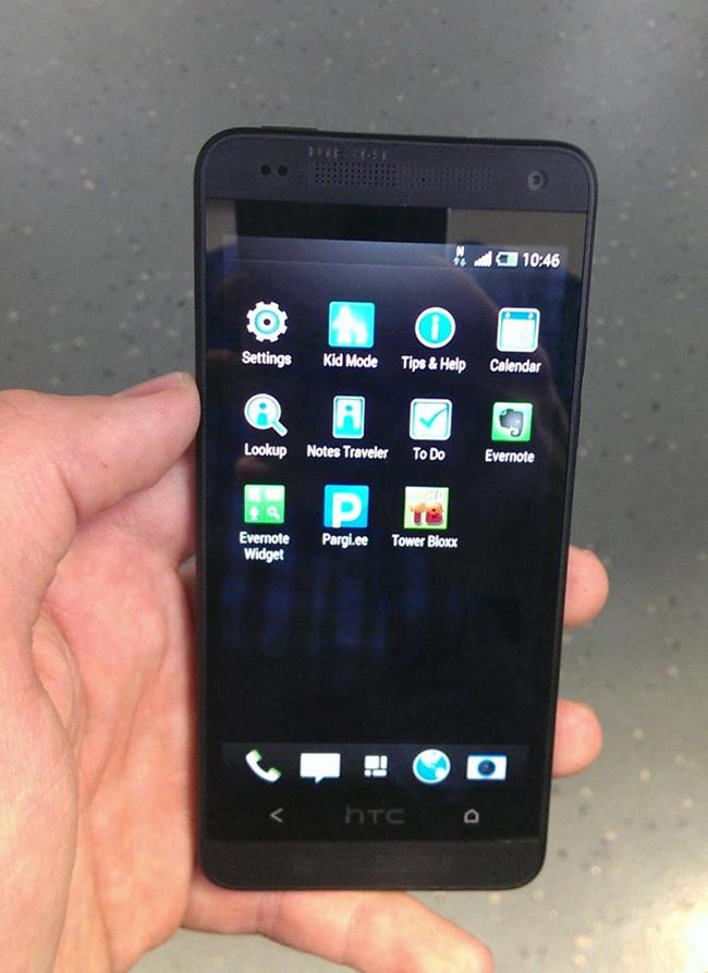 Foto de HTC One Mini Leak (10/12)