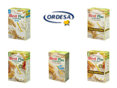 Echamos un vistazo al etiquetado de los productos Ordesa de 4 meses (I)