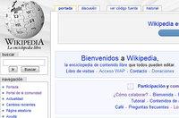 Colabora con Wikipedia