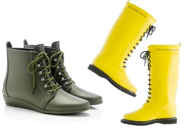 Este otoño hazte con un par de botas de lluvia
