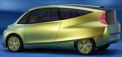 Mercedes bionic, o pez cofre